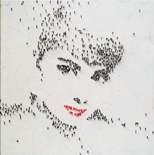 Audrey Hepburn No. 11 by Craig Alan