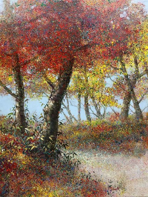 Autumn Delight I by Tiboli, Overview