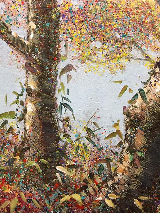 Autumn Delight I by Tiboli, Detail