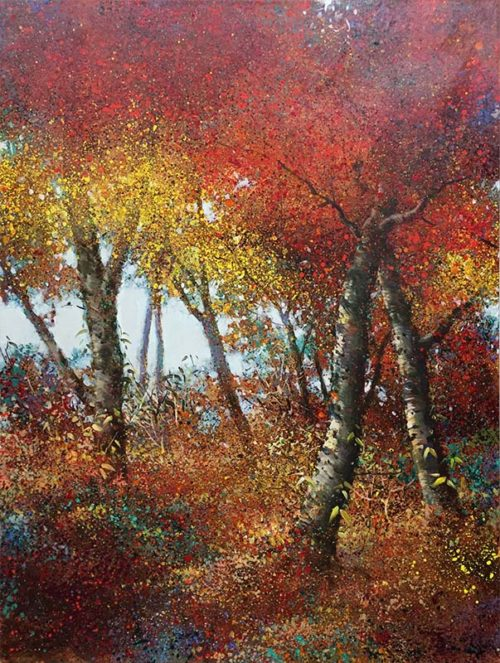 Autumn Delight II by Tiboli, Overview