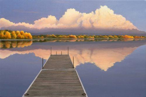 Autumn Lake - Limited Edition