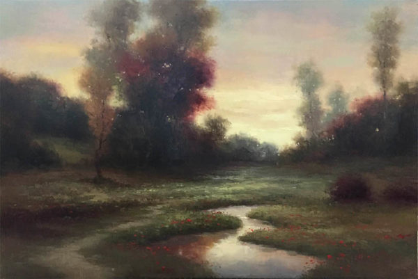 Autumn Mist I by Adam S., Overview