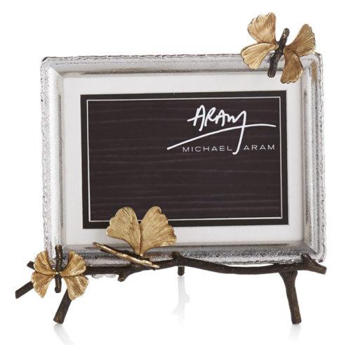 Butterfly Ginkgo Easel Frame, Item #175758 by Michael Aram