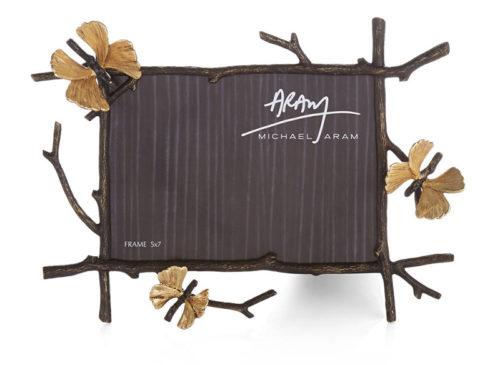 Butterfly Ginkgo Frame, Item #175759 by Michael Aram
