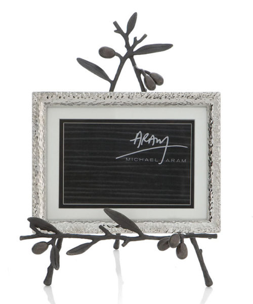 Olive Branch Classic Easel Frame, Item #175129 by Michael Aram