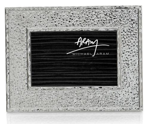 Hammertone Frame - 4x6, Item #122567 by Michael Aram