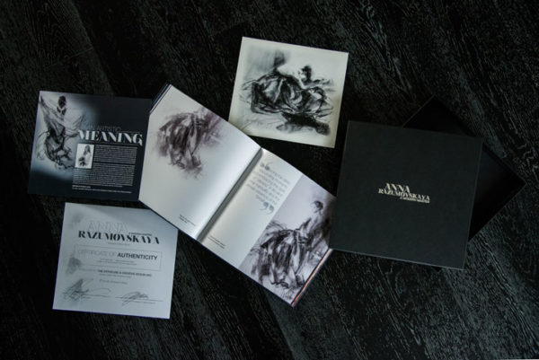 Anna Razumovskaya: A Modern Master - Museum Edition Art Book