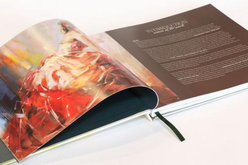 Anna Razumovskaya - Romantic Realist - Art Book