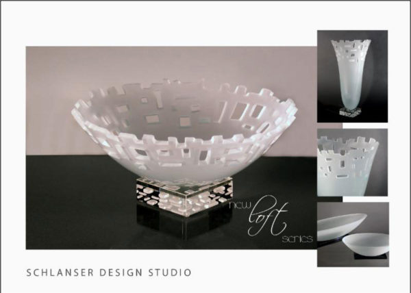 Loft Bowl by Stephen Schlanser at Art Leaders Gallery - Michigan's Finest Art Gallery