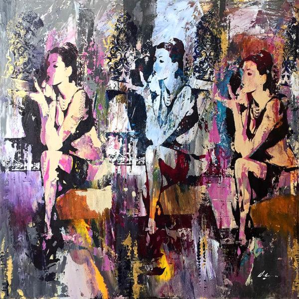 Evening Shades by Pietro Adamo