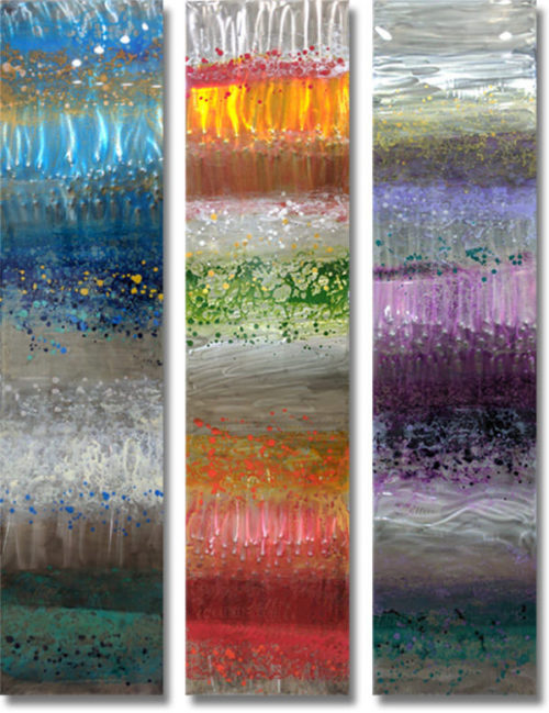 "Rhythm Stainless Steel Series by Ken Rausch at Art Leaders Gallery, voted ""Michigan's Best Fine Art Gallery"" is located in the heart of West Bloomfield. This full service fine art gallery is the destination for all your art and custom picture framing needs. Our extensive inventory of art includes styles ranging from contemporary to traditional. The gallery represents international, national, and emerging new talent as well as local Michigan artists."