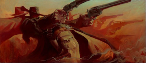Event Horizon by Gabe Leonard