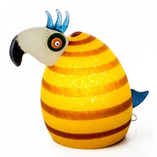 Kakadu Lamp: 24-51-27 in Yellow