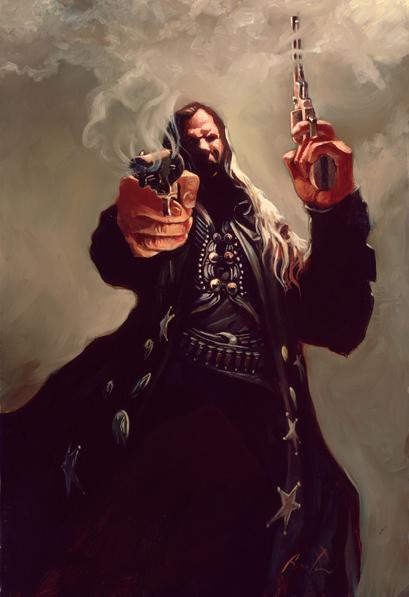 Pistoleer by Gabe Leonard