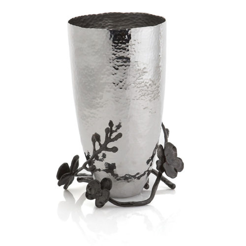 Black Orchid Vase - Medium, Item #110710