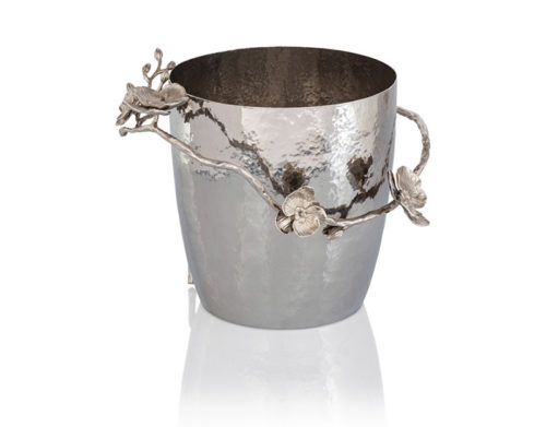 White Orchid Champagne Bucket, Item #111836