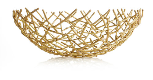 Thatch Bowl - Medium, Item #142409