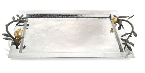 Michael Aram: Pomegranate Serving Tray, Item #175216