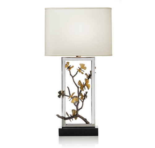 Michael Aram: Butterfly Ginkgo Table Lamp, Item #411409