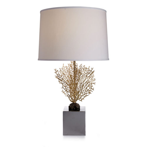 Michael Aram: Fan Coral Table Lamp, Item #411413