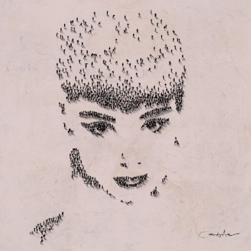 Craig Alan Painting, Audrey Hepburn: My Thing, Populous Series