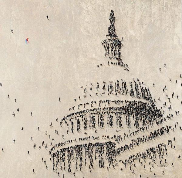 Craig Alan Art, The Capitol, Populous Series