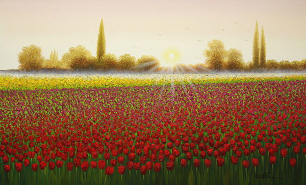 Dawn But Not Forgotten by Jung Mario