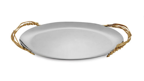 Wheat Oval Serving Platter, Item #174049