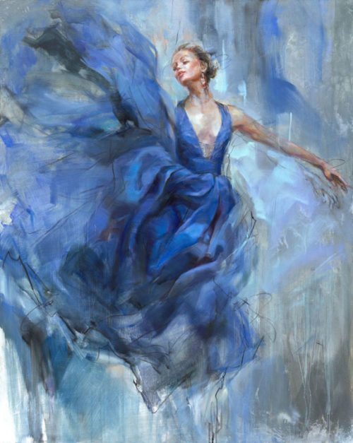 Above by Anna Razumovskaya