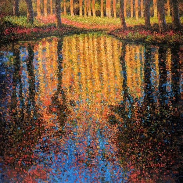 Autumn Reflections by Lambert, Overview