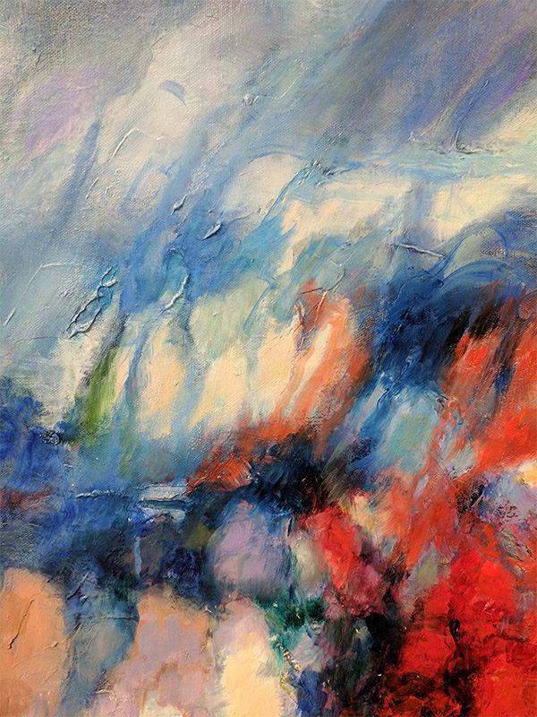 Changing Light V by Sung Min Kim, Detail