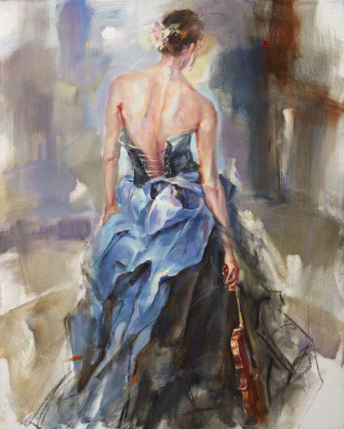 Nuance IV by Anna Razumovskaya