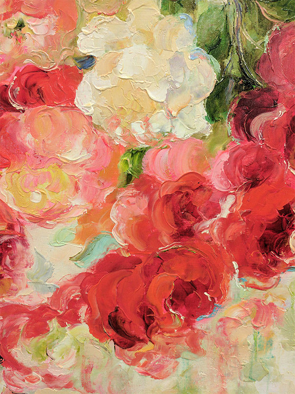 The Scent of Summer by Emily C., Detail