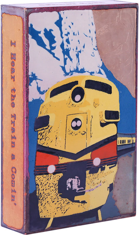 """204 'Round the Bend by Houston Llew at Art Leaders Gallery, voted """"Michigan's Best Fine Art Gallery"""" is located in the heart of West Bloomfield. This full service fine art gallery is the destination for all your art and custom picture framing needs. Our extensive inventory of art includes styles ranging from contemporary to traditional. The gallery represents international, national, and emerging new talent as well as local Michigan artists."""