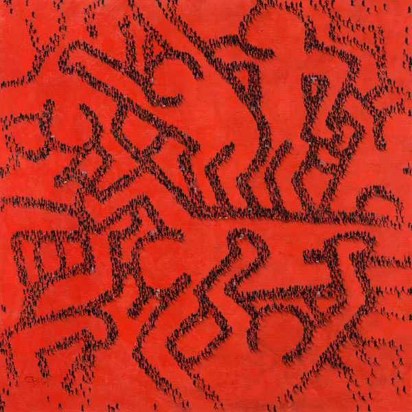 Red Haring by Craig Alan at Art Leaders Gallery - Michigan's Finest Art Gallery