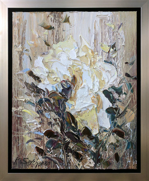 Charming Flowers I, Framed by Konstantin Savchenko