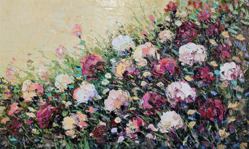 Fragrant Bouquet by Konstantin Savchenko