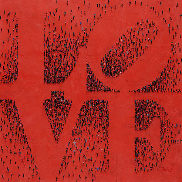 Love by Craig Alan at Art Leaders Gallery - Michigan's Finest Art Gallery