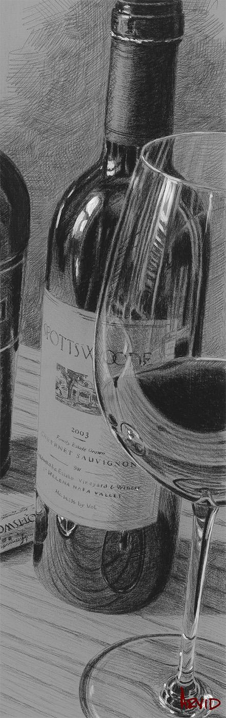 Spottswoode, Original - Thomas Arvid