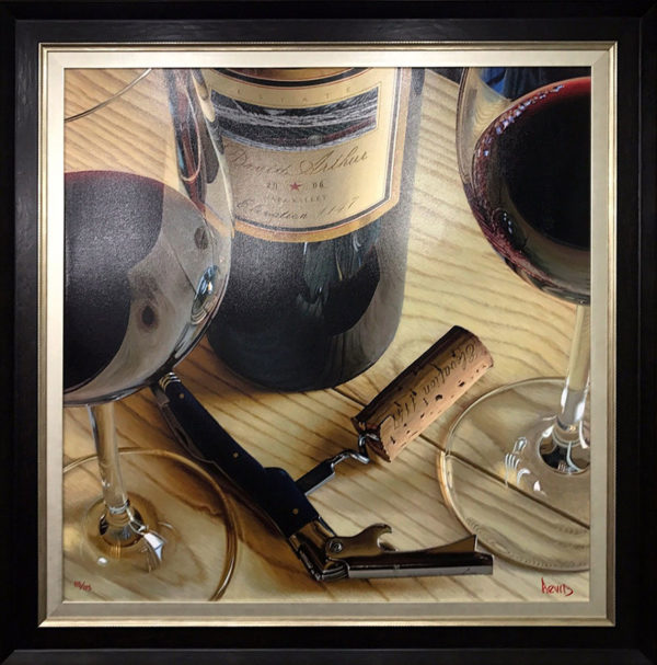 It's a Long Night by Thomas Arvid at Art Leaders Gallery - Michigan's Finest Art Gallery