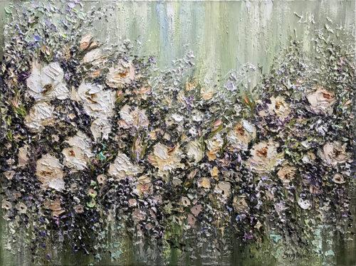 Anastasiay Skryleva - Flowers II