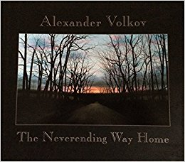 The Neverending Way Home: Hardcover Art Book by Alexander Volkov