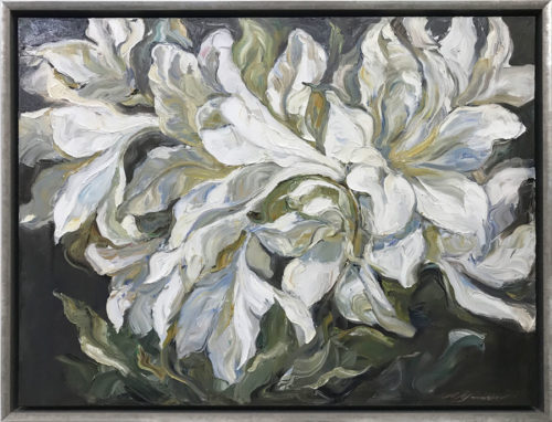 """Fleurs De Lys"" by Andrii Afanasiev Art Leaders Gallery, voted ""Michigan's Best Fine Art Gallery"" is located in the heart of West Bloomfield. This full service fine art gallery is the destination for all your art and custom picture framing needs. Our extensive inventory of art includes styles ranging from contemporary to traditional. The gallery represents international, national and emerging new talent as well as local Michigan artists."