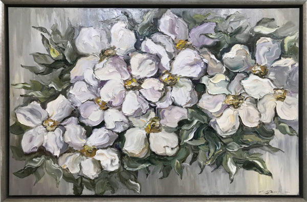 """""""Lively Garden"""" by Andrii Afanasiev Art Leaders Gallery, voted """"Michigan's Best Fine Art Gallery"""" is located in the heart of West Bloomfield. This full service fine art gallery is the destination for all your art and custom picture framing needs. Our extensive inventory of art includes styles ranging from contemporary to traditional. The gallery represents international, national and emerging new talent as well as local Michigan artists."""