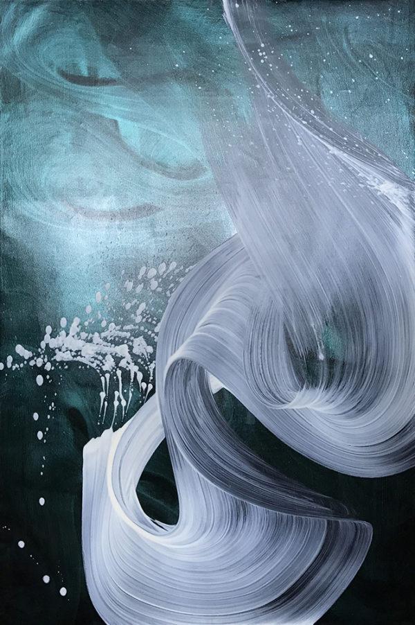 Interstellar IV by Antonio Velfin