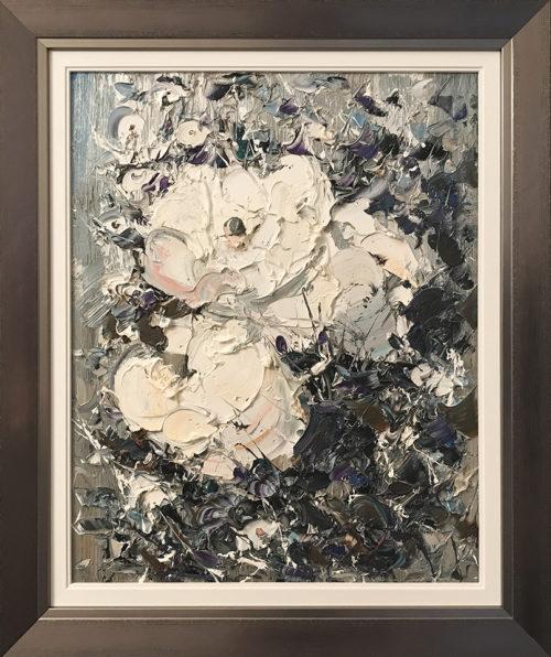Petit Petals II - Framed