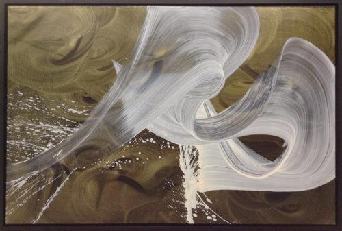 Interstellar V, by Antonio Velfin, Framed