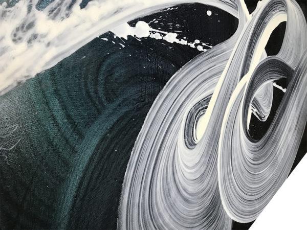 White Cascade IV by Antontio Velfin