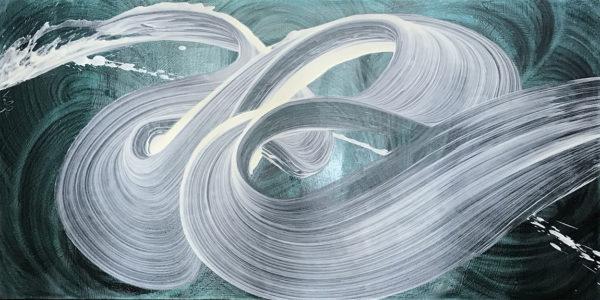 White Cascade IV by Antonio Velfin