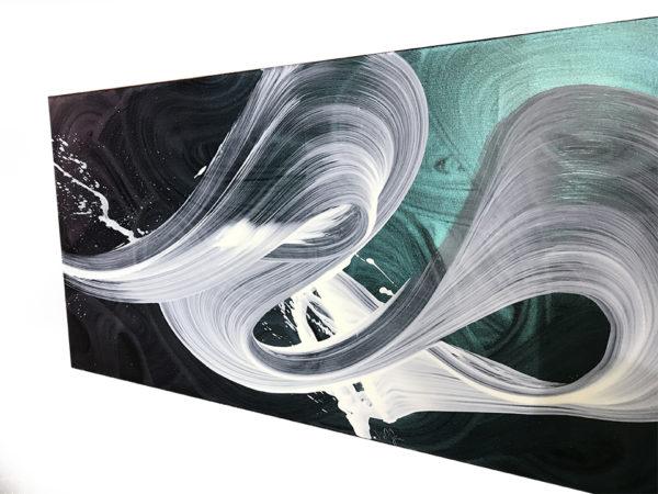 White Cascade V by Antontio Velfin